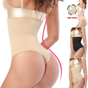 36a1662db Image is loading Women-High-Waist-Cincher-Girdle-Tummy-Slimmer-Sexy-