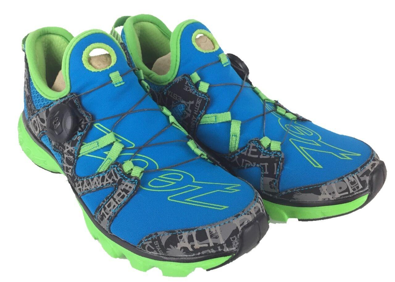 Zoot Ali'i + Boa Women's Running shoes. Splash Grn Blk. Style Z140102201060. NEW