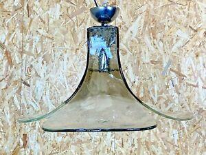 60er 70er Jahre Lampe Leuchte Carlo Nason Mazzega Kalmar Murano Deckenlampe 60s