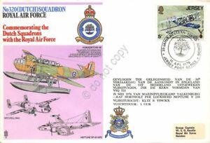 Gran Bretagna Great Britain 1976 - RAF #320 (Dutch) Squadron - Fokker VIII - W