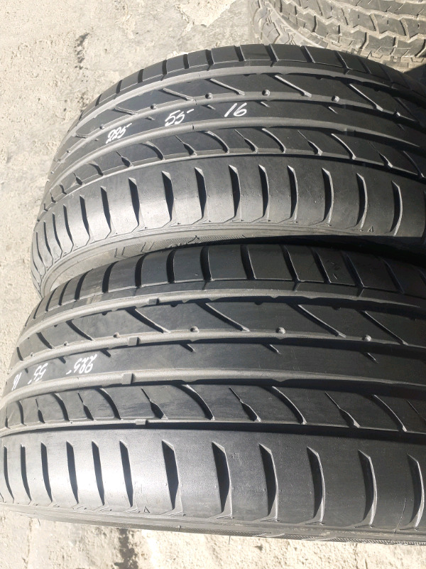 High performance tyres on affordable prices   225   55    16