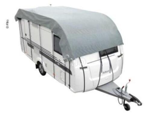 Caravan Schutzplane Abdeckung Wetterschutz Dachplane wasserfest 705x300cm NEU