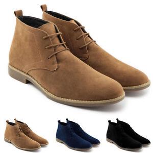 Polacchini-uomo-K02-scarpe-scamosciate-polacchine-nero-blu-camel