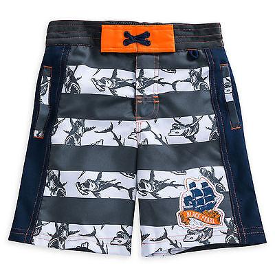 Disney Store Star Wars Boys Rash Guard Swimwear Accessory Boys Size 2-11//12