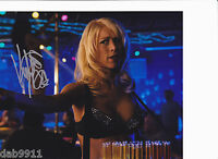 Katie Morgan SIGNED 8x10 photo Adult Entertainer