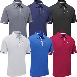 STUBURT-MENS-URBAN-CASUAL-BREATHABLE-FUNKY-GOLF-POLO-SHIRT