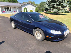 $2500 as is - 2004 Chrysler Concord