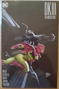 Dark-Knight-III-DK3-Master-Race-6-Batman-DC-Comic-Regular-Cover-1st-Print-NM