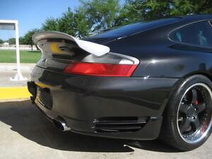 Porsche 911 996 Turbo Strosek style Top Wing Blade NEW
