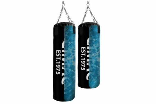 Cimac Water Bag Hanging Air Punch Bag Kickboxing MMA Kick Punching Bag 3ft 5ft