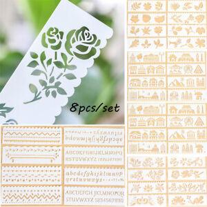 album-dekorative-schichtung-schablonen-scrapbooking-paintingtemplate-blume