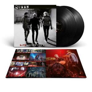 Queen-and-Adam-Lambert-Live-Around-the-World-New-amp-Sealed-Double-Vinyl