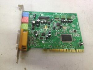 DRIVER: CREATIVE CT4810 SOUND CARD