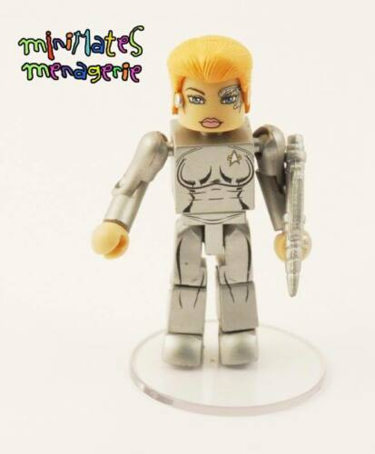 Star Trek Legacy Minimates TRU Toys R Us Wave 1 Seven of Nine