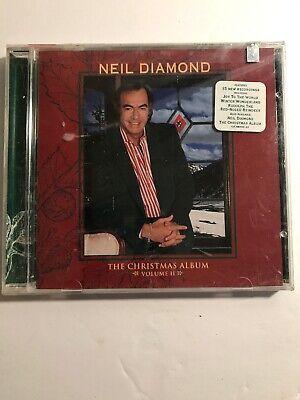Factory Sealed The Christmas Album, Vol. 2 by Neil Diamond CD 74646646526 | eBay