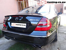 Mercedes E-Klasse W211 Heckspoiler Heckflügel Spoiler tuning-rs.eu
