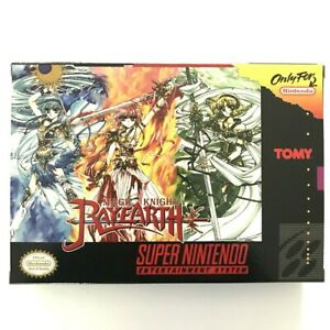 Magic Knight Rayearth for snes English translate