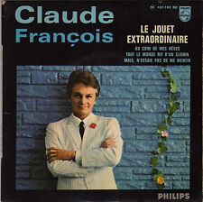 CLAUDE FRANCOIS LE JOUET EXTRAORDINAIRE FRENCH ORIG EP CHRISTIAN CHEVALLIER