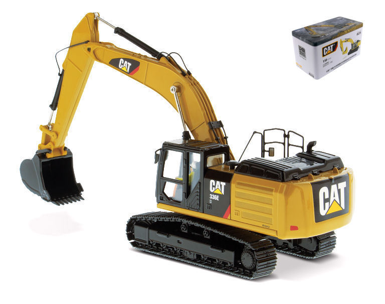 Cat 336e H Hybride Hydraulic Excavator 1 50 Model Miniature Masters