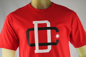DC SHOES MENS RED T SHIRT