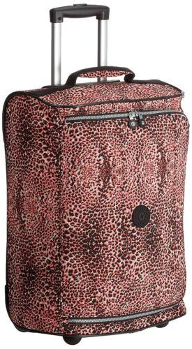 Kipling Teagan XS Cabin Sized 2 Wheeled Trolley Suitcase, 50 cm, Animal Fiesta