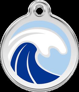 Médaille Acier Inox Gravée Chien Chat Red Dingo Vague 3 Tailles Vbglh3iu-10043122-411191867