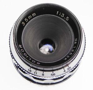 Soligor 35mm f3.5 Leica SM  #1252k