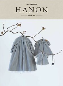 Satomi-Fujii-Hanon-poupee-couture-livre-BLYTHE-OUTFIT-Clothes-Patterns-ENGLISH-sub