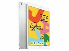 Apple iPad 2019 128 GB Wi-Fi + Cellular, silber