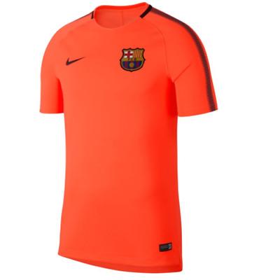 barcelona orange jersey