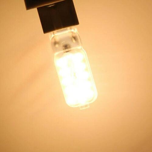 UK G9 8W LED Dimmable Capsule Bulb Replace Light Lamps AC220-240V LED Bulbs
