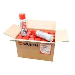 24-Dosen-500ml-Wurth-Bremsenreiniger-Teilereiniger-Brake-Cleaner-08901087