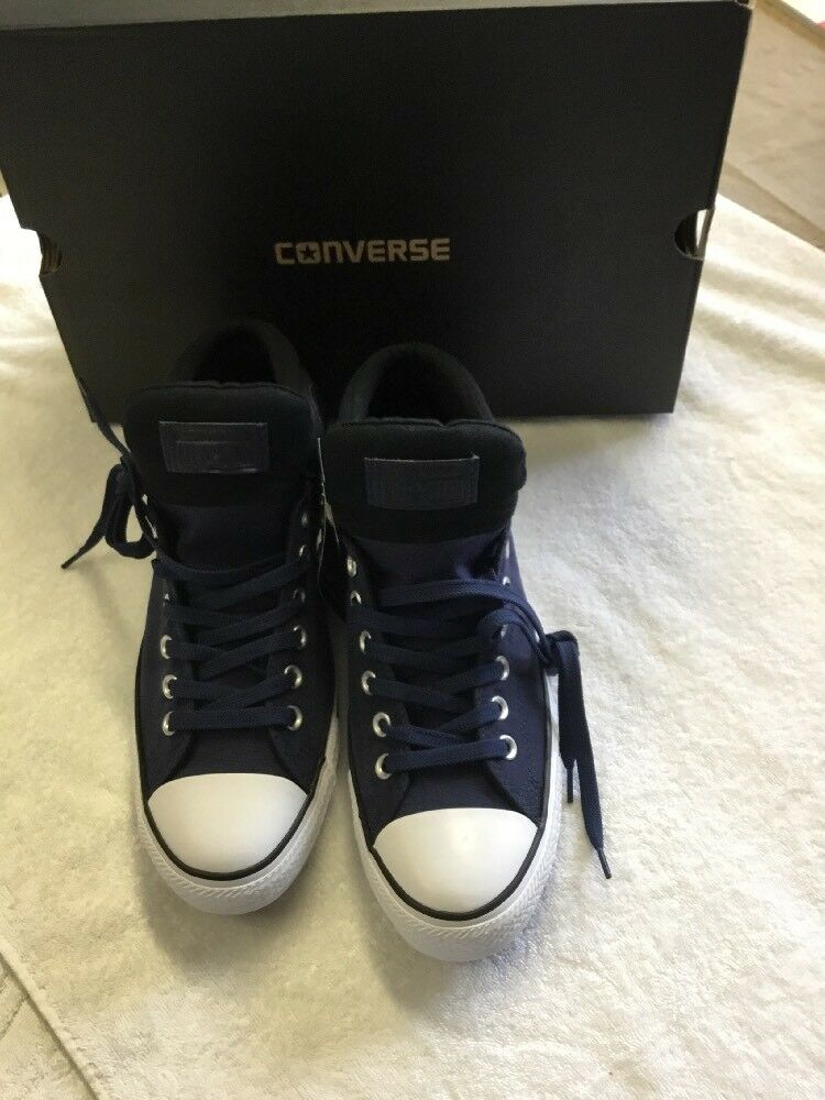 Homme converse chuck taylor all star high street cordura sneakers Taille 9 NWB