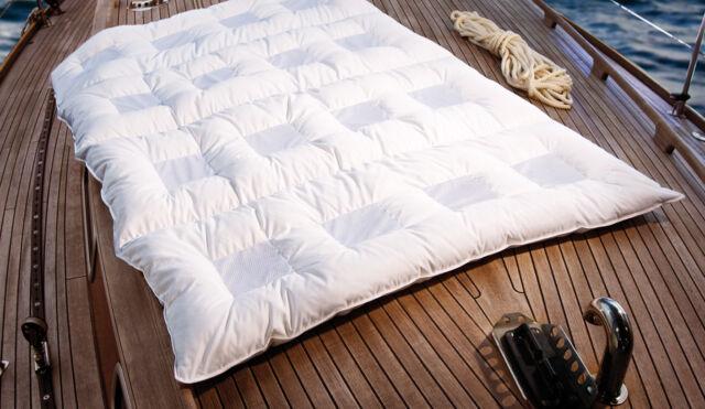 Clima Balance Comfort medium Daunendecke 135/200 UVP 429,00