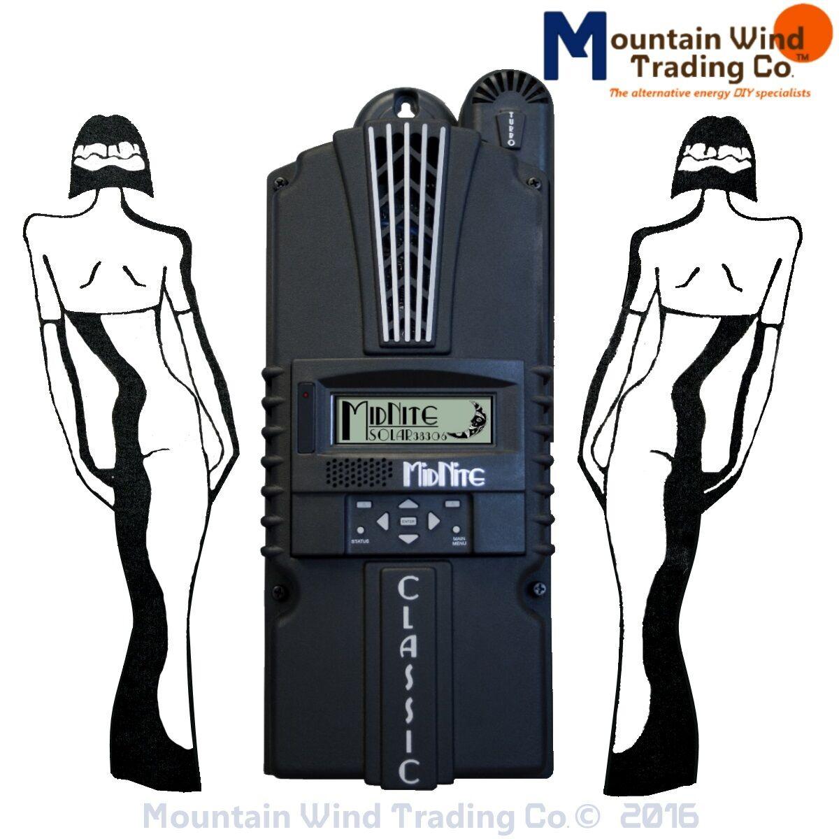 MidNite Classic 150 SL MPPT Solar Charge Controller Regulator 96A 150V