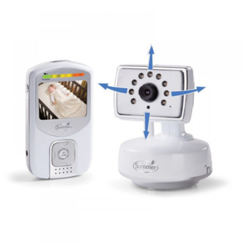 Summer Infant Best View 28030 baby monitor with camera