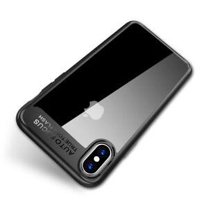 Fuer-iPhone-X-Ultra-Slim-Premium-Case-Design-Cover-Schutzhuelle-KRISTALLKLAR