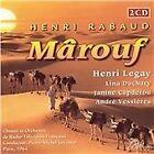 Henri Rabaud: Mârouf (2002)