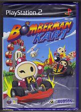 PS2 Bomberman Kart (2003), UK Pal, Brand New & Sony Factory Sealed