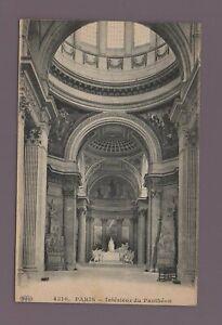 Paris - Innen Des Pantheon (H1714)