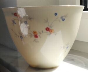 Pot-Porcelain-Flowers-Millefleur-Scattered-Decor-Gemstone-Bavaria