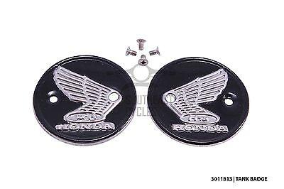 Fuel tank badge emblem Honda SS50 S50 S90 SS90 CL50 CL70 90 100 CD50 CD70 CD90
