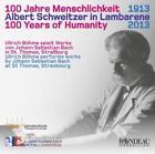 100 Jahre Menschlichkeit von Ulrich Böhme (2013)