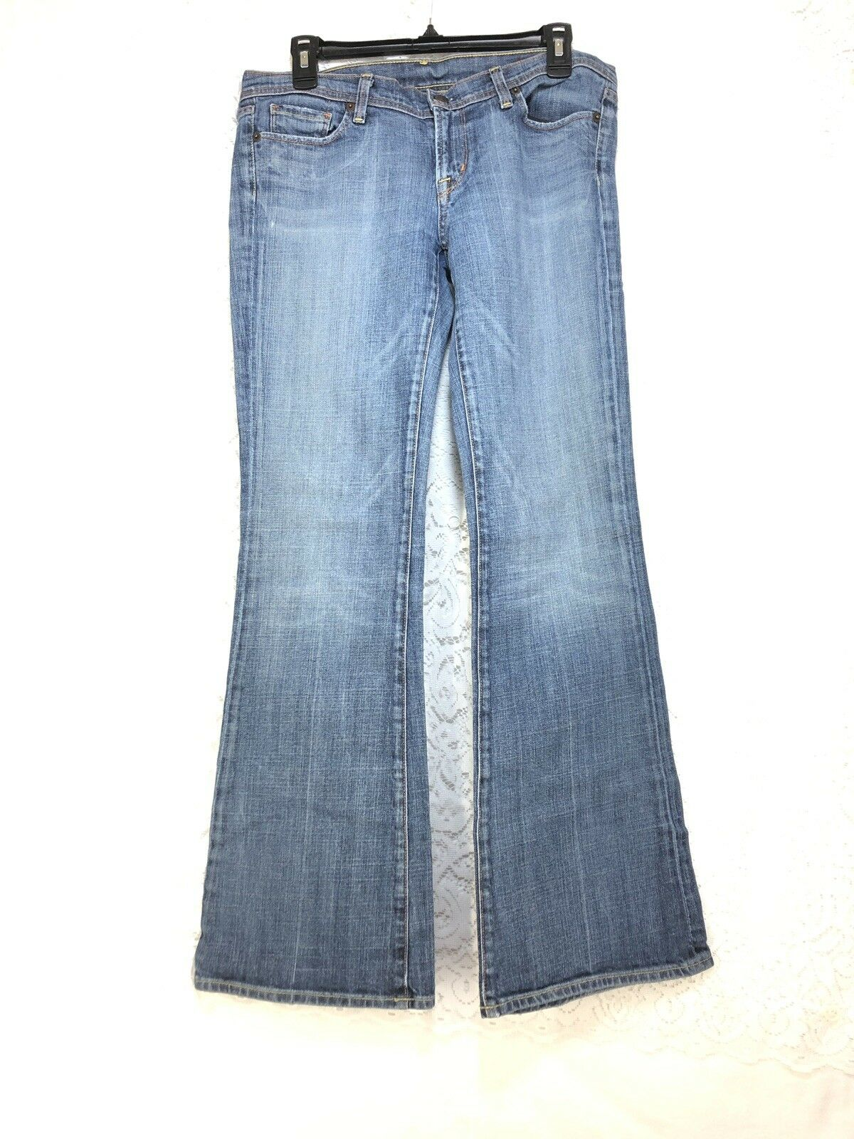C5 Citizens of Humanity Jeans Low Rise Denim womens 30 Ingrid Flair