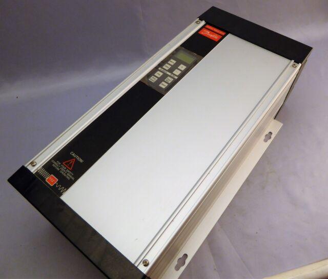 danfoss variable speed drive vlt 3002 175h7240 ebay rh ebay com Danfoss VLT 2800 Danfoss VLT On Pump