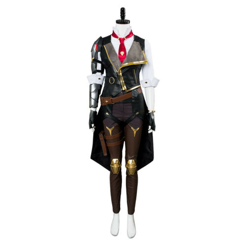 Game OW Overwatch Ashe Elizabeth Caledonia Cowboy Gunner Cosplay Costume Boots