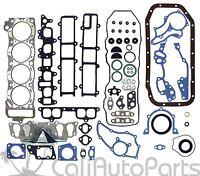 Fits: 85-95 Toyota Pickup 2.4l 22re 22rec Sohc 8v Engine Full Gasket Set