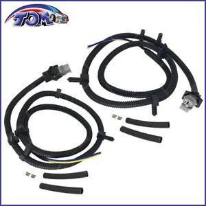 ABS Wheel Speed Sensor Wire Harness Front Left/Right For Chevrolet Impala  2PCS | eBayeBay