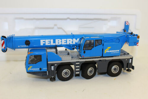 Conrad 2116 02 Terex 3160 Challenger Grue Mobile Felbermayr 1:50 Nouveau