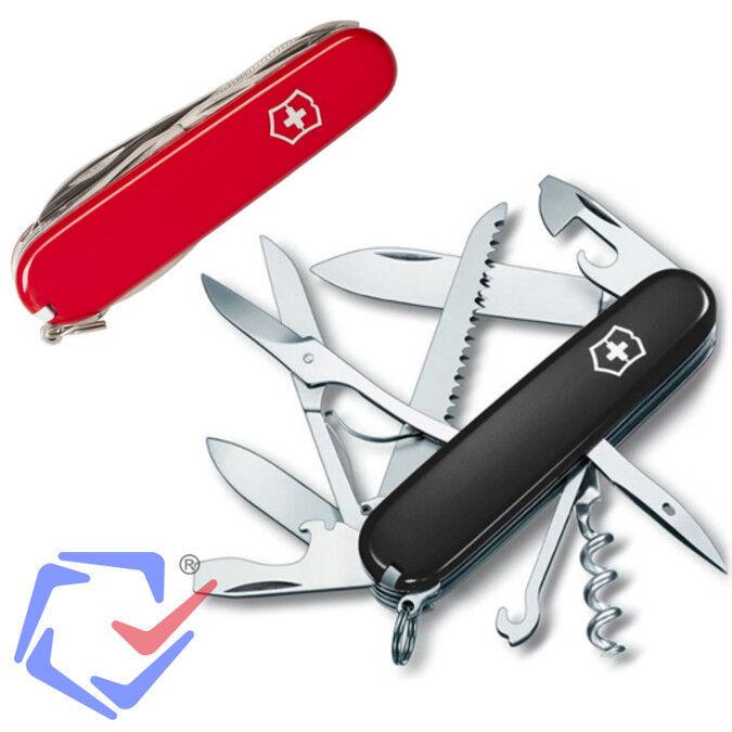 Original Schweizer Taschenmesser Offiziersmesser - Victorinox Swiss Army Knife  | Up-to-date-styling